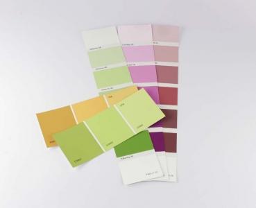Farbtonkarten